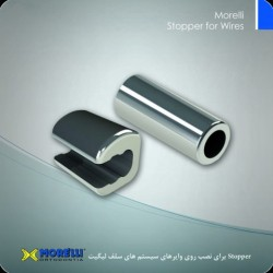 Morelli Stopper for Wires
